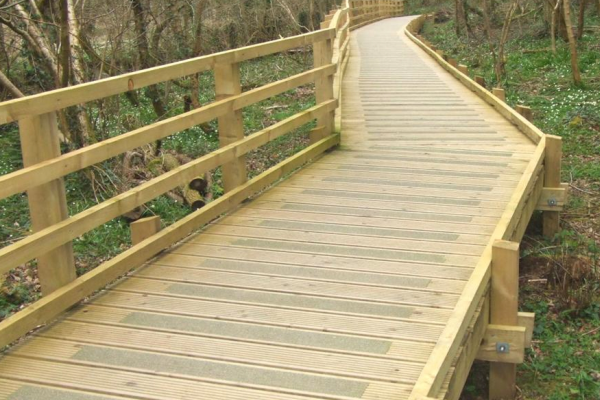 Llangefni Boardwalk